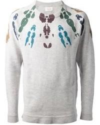 Wood Wood Eagle Sweater