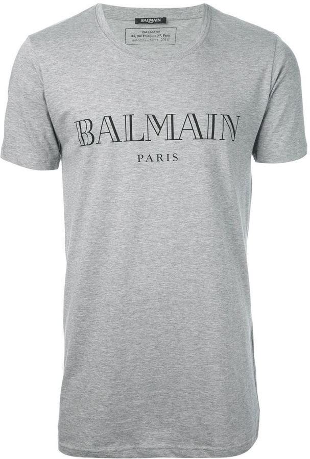 Balmain T Shirt White Dsquared2 Uk