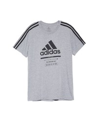 Print T Men's By Grey Adidas Fashion Shirts 5UqEaw