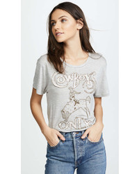 Haute Hippie Cowboys Only Tee
