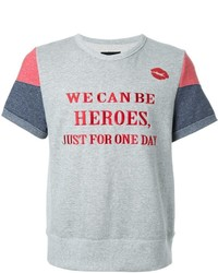 Dresscamp heroes print t shirt medium 846610