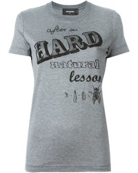 Dsquared2 Hard Print T Shirt