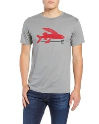 Patagonia Flying Fish Organic Cotton T Shirt