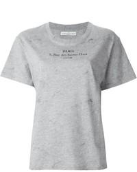 Golden Goose Deluxe Brand Marble Print T Shirt