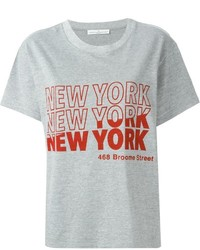 Golden Goose Deluxe Brand New York Print T Shirt