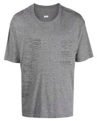 VISVIM Graphic Print Cotton T Shirt