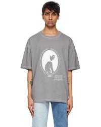 Maison Margiela Grey Cameo T Shirt