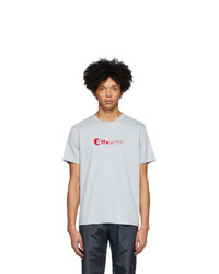 AFFIX Grey Chemical T Shirt
