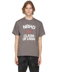 Neighborhood Grey Class T Shirt