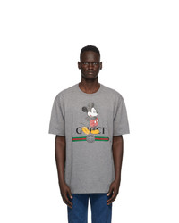 Gucci Grey Disney Edition Oversized Shirt