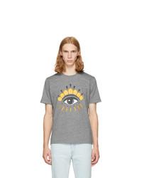 Kenzo Grey Eye T Shirt
