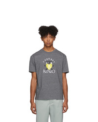 Kenzo Grey Limited Edition Cupid T Shirt