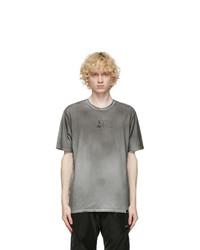 Nemen Grey Logo T Shirt