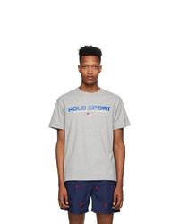 Polo Ralph Lauren Grey T Shirt