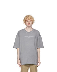 Maison Margiela Grey T Shirt