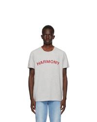 Harmony Grey Teo T Shirt