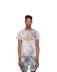 Remi Relief Grey Tie Dye Mountain Gods T Shirt