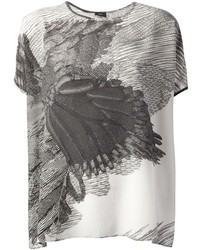 Joseph Printed T Shirt