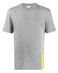 Calvin Klein Logo Printed T Shirt