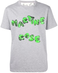 Martine Rose Finger Print T Shirt