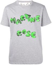 Martine rose finger print t shirt medium 846611
