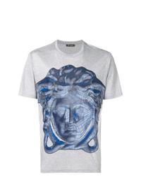Versace Medusa Print T Shirt