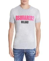 DSQUARED2 Milano Logo T Shirt
