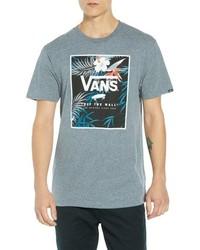 79f85326f8 Men s Grey Crew-neck T-shirts by Vans