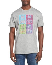 Psycho Bunny Andy Graphic T Shirt
