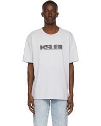 Ksubi Purple Sign Of The Times Biggie T Shirt