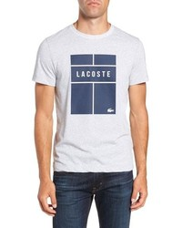 Lacoste Ultra Dry Regular Fit Jersey T Shirt