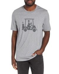 Travis Mathew Vangerine Graphic T Shirt