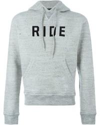 DSQUARED2 Ride Print Hoodie