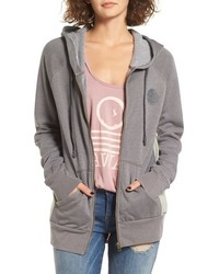 East shore graphic zip hoodie medium 834718