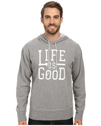 Life is Good Go To Hoodie