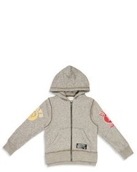 Diesel Little Boys Boys Zippered Hoodie