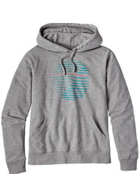 Patagonia Marching In Lightweight Hoody Feather Grey Pullovers