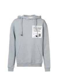Maison Margiela Stereotype Hooded Sweatshirt