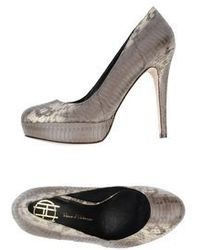 House Of Harlow 1960 Platform Pumps