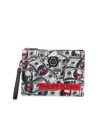 Philipp Plein Dollar Clutch
