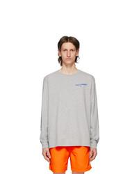 Polo Ralph Lauren Grey Long Sleeve T Shirt