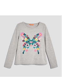 Joe Fresh Kid Girls Long Sleeve Graphic Tee