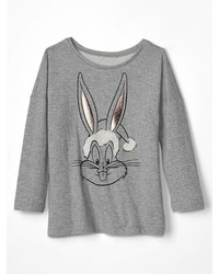 Gap Kids Looney Tunes Long Sleeve Tee