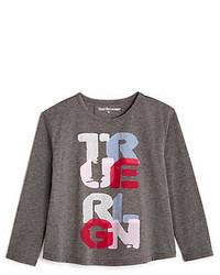 True Religion Toddlerlittle Kids Graphic Long Sleeve Shirt