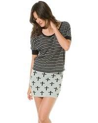 Cross skirt medium 10001