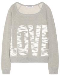 Elizabeth and James Hewitt Printed Cotton Jersey Sweatshirt