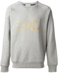 Kitsune Kitsun Tee Printed Sweatshirt