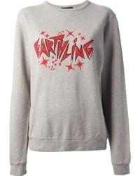 Lulu Co Earthling Printed Sweatshirt