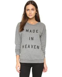 South Parade Made In Heaven Boyfriend Sweatshirt