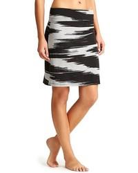 Athleta printed midi skirt medium 351499